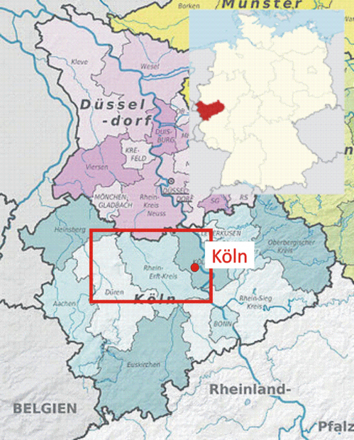 Liegt Köln In Nrw
